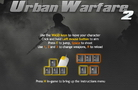 Online game Urban Warfare 2